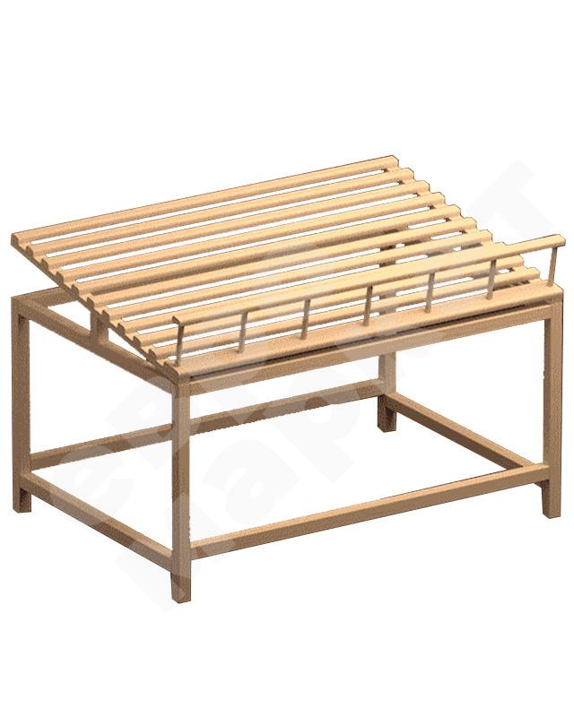 Арт. В017. Стол для хлеба средний. EM-02.217.000 СБ