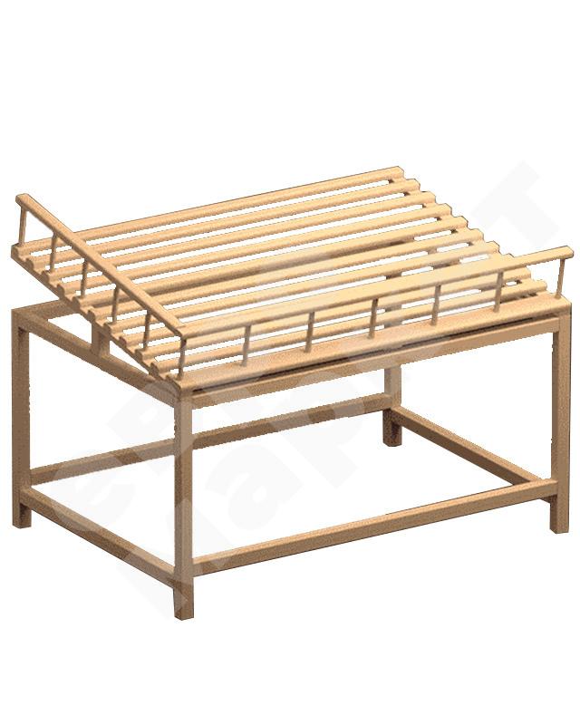 Арт. В016. Стол для хлеба крайний EM-02.216.000 СБ