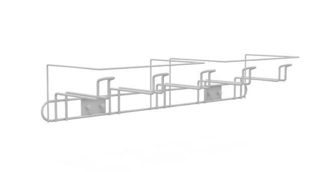 Блок из 5-ти крючков (ДхГхВ) 650х185х50